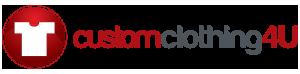 CustomClothing4U Logo