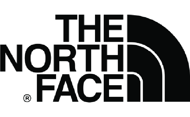 Jailbird Designs Brand Partners - North Face Customized Clothing