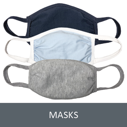 Custom Safety Wear - Custom Cloth Masks - COVID Safety Gear - CC4U