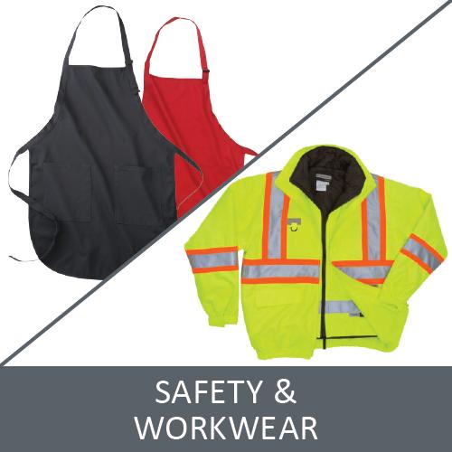 Custom Safety Wear - Custom Cloth Masks - Restaurant and Work Safety Gear - CC4U
