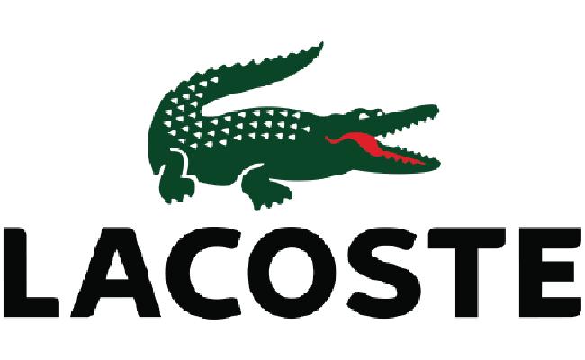 Jailbird Designs Brand Partners - Lacoste Customized Clothing
