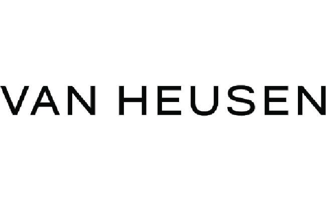 Jailbird Designs Brand Partners - Van Heusen Customized Clothing